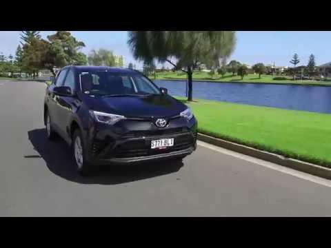 2016 Toyota RAV4 GX 2WD Wagon review by CMI Toyota