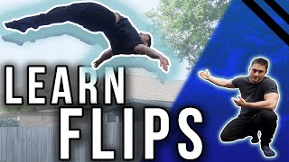 A Complete Guide to Learn Acrobatics and Martial Arts Tricking