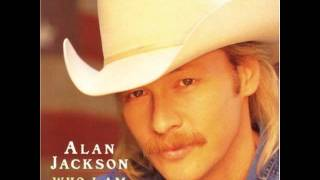 Alan Jackson - You can't give up on Love