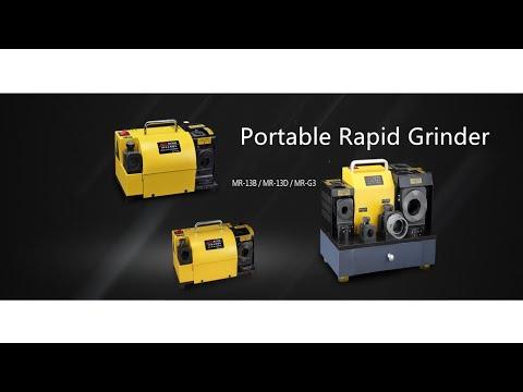 Drill Bit Re-Sharpener (MR-G3)