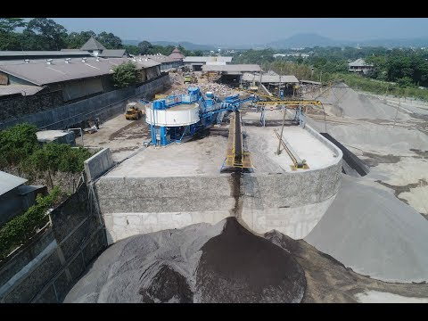 CDE Sand Washing Plant- Alpha Plant