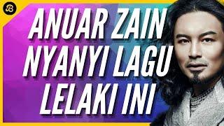 Anuar Zain Nyanyi LELAKI INI di Secretaries Week 2012