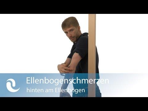 Symmetrische Schwellung der Gelenke