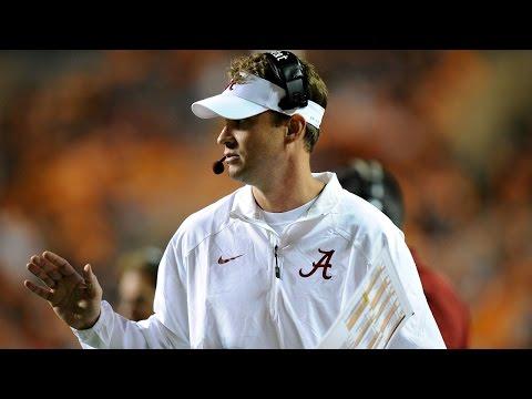Alabama's Lane Kiffin Predicts Touchdown vs. Missouri   CampusInsiders