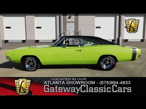 1968 Dodge Charger for Sale - CC-1046958
