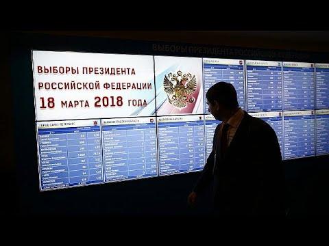 Απογοήτευση στους χαμένους των Ρωσικών Προεδρικών εκλογών