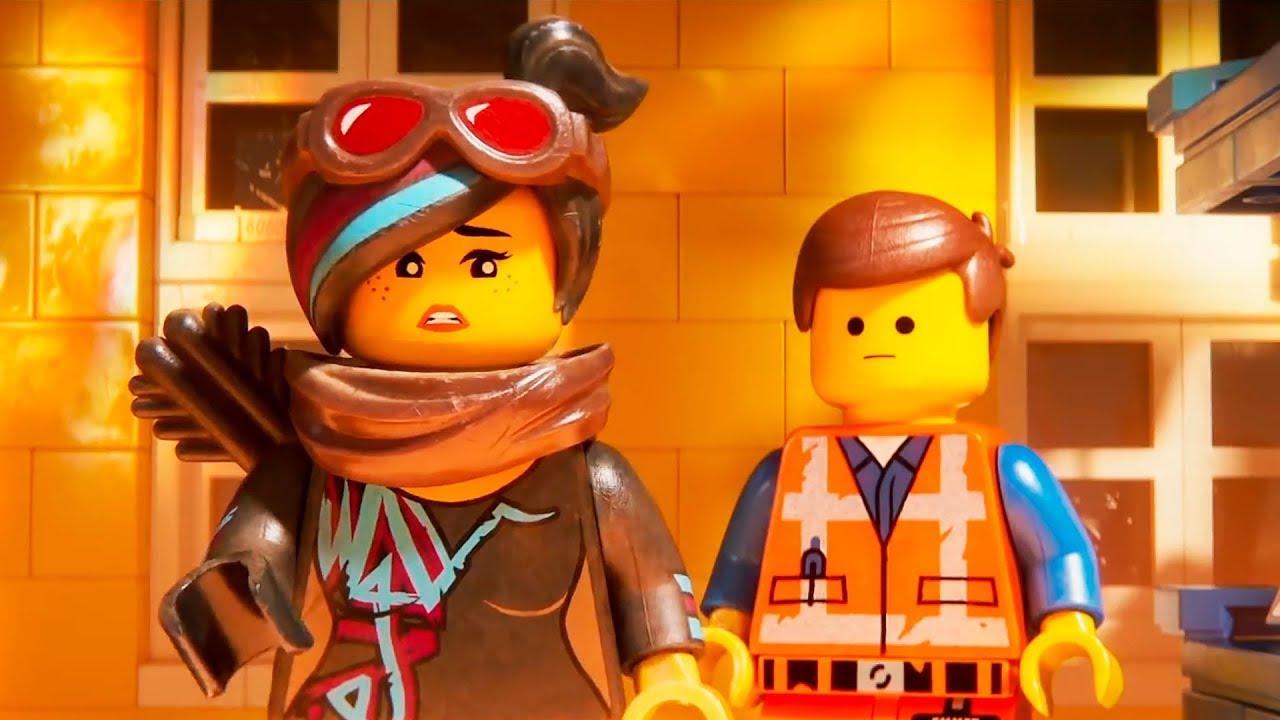 Мультфильм «Лего 2» 2019. Дата выхода, трейлер