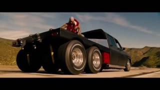 Fast And Furious 4 Gas Scene