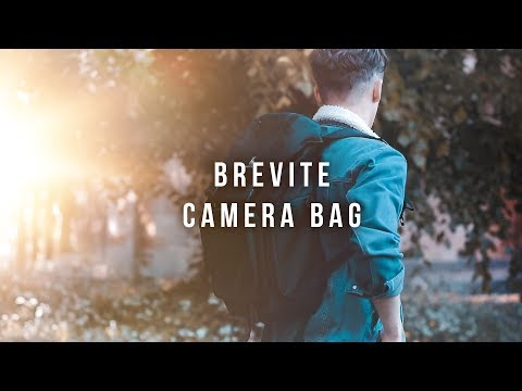 BREVITE 'THE RUCKSACK' CAMERA BAG REVIEW