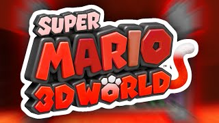 If I touch Red, the level switches - Super Mario 3D World: Castle Jam Compilation