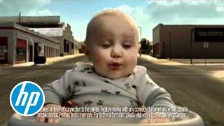 Happy Baby - HP ePrint