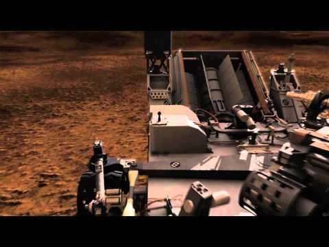Nasa se Nuutste Robot op Mars