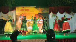Fusion Dance in Alumni Meet @ GHS-IMR