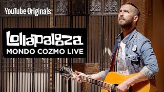 """Mondo Cozmo Live At The Art Institute of Chicago Performing """"Tonight Tonight"""""""