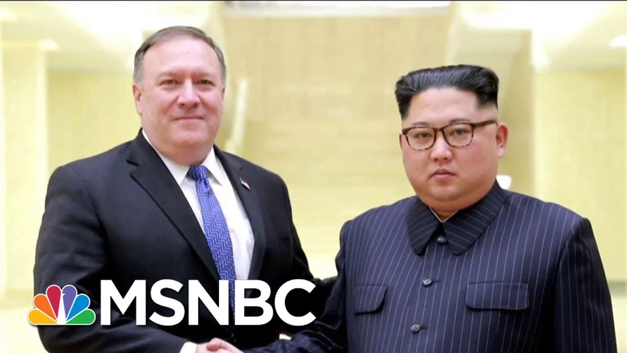 High Stakes For Historic Trump-Kim Summit | Morning Joe | MSNBC thumbnail