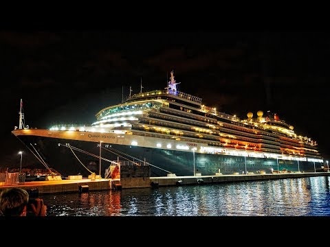 Cunard's Queen Victoria Mediterranean Cruise in UHD 4k using Sony A7R II
