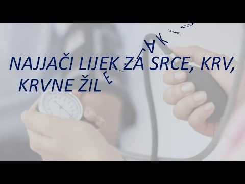 Hipertenzije i hipotenzije.