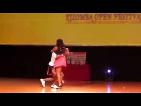 Maren & Steve INTERNATIONAL KIZOMBA OPEN 2014