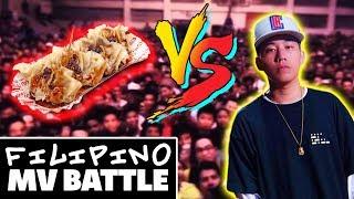 SIOMAI RICE vs. SIOMAU (Filipino Music Video Meme Battle)