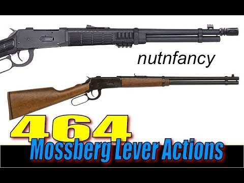 Mossberg Lever Action Fails to Impress? [Full Review]