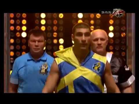 Всемирная серия бокса - 2015 (WSB). Украина – Россия