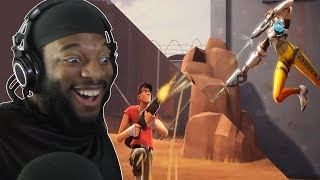 Reacting To The Winglet (Overwatch Vs TF2 + More)