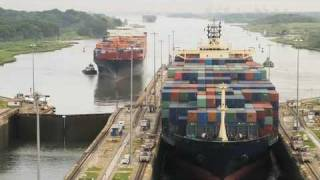 The Panama Canal | The Coolest Stuff on the Planet