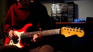 Mark Knopfler - Father and Son (cover)