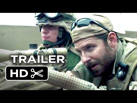 """إعلان فيلم """"American Sniper"""" المرشح لأوسكار أفضل فيلم"""
