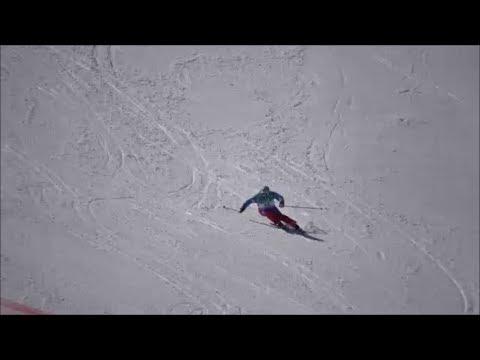 Keisuke IYAMA: The 56th All Japan Ski Technique Championship
