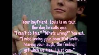OneDirection - Louis Tomlinson Imagines Part 1