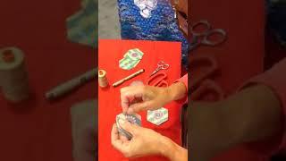 Anns Paperless Hexagon Quilting Technique!