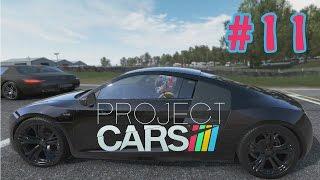 Project CARS Career Mode Walkthrough Part 11 - The Audi R8 (ZERO TO HERO)