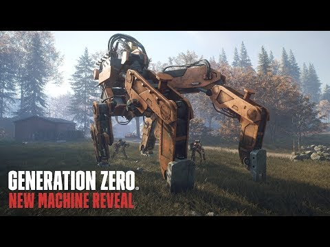 Machine Reveal - The Harvester thumbnail