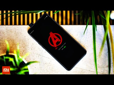 Redmi K20 Pro Avengers Edtion Theme For All Miui Devices | Avengers Edition Theme For Redmi Phone |