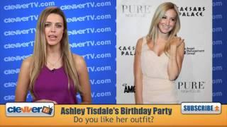Ashley Tisdale's Birthday Bash