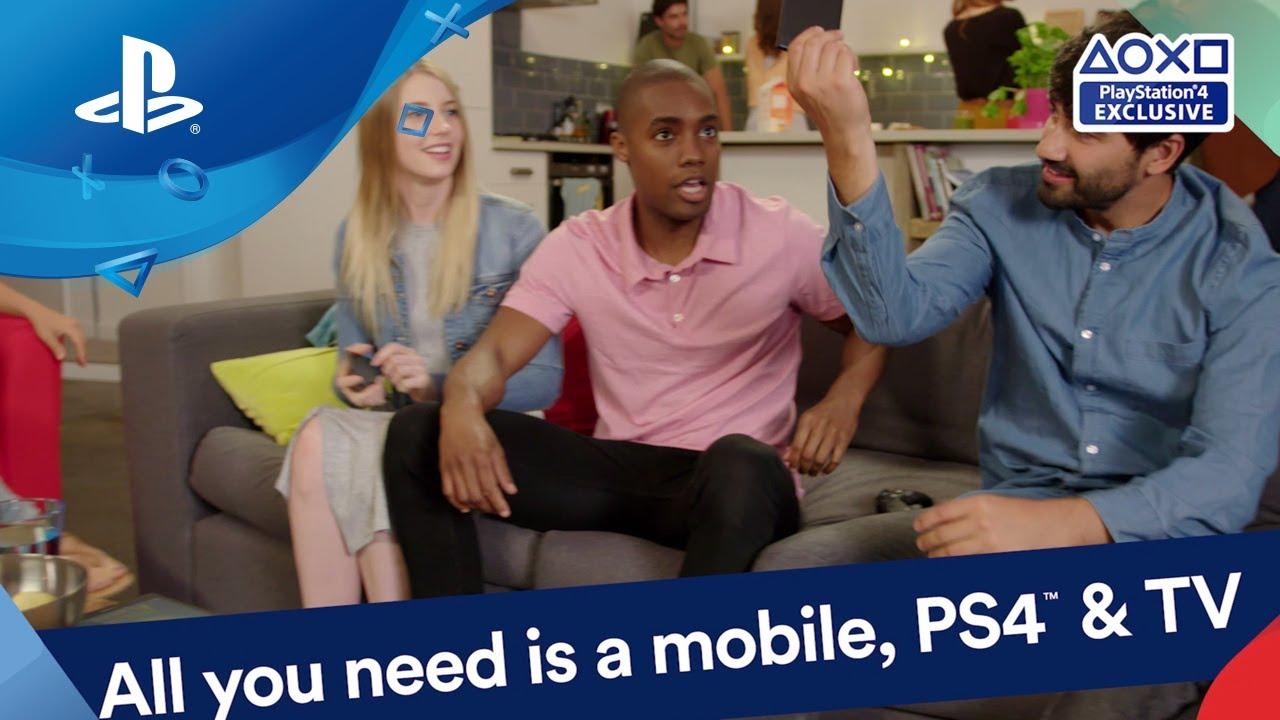 Wir stellen vor: PlayLink für PS4