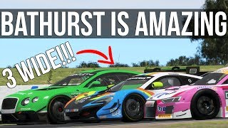 Here's Why Bathurst Is One Of The Best Tracks In The World
