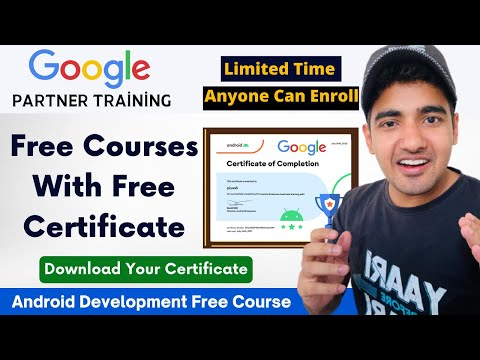 Google Partner Training- Free Courses With Certificates | Google ...