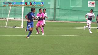 大津vs学園大付属平成30年度熊本県高校総体サッカー準々決勝