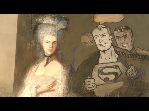 , title : 'Современное искусство Нью-Йорка в Летнем Саду Лилии Славинской'