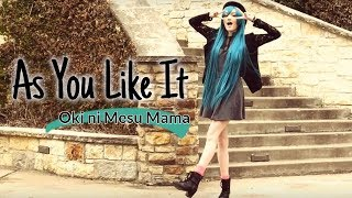 【Frilly Carnival】As You Like It/Oki Ni Mesu Mama/お気に召すままfeat. 初音ミクHatsune Miku- Cosplay Dance