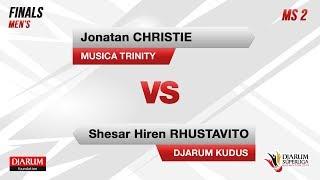 FINALS  | MS2 L JONATHAN (MUSICA TRINITY) VS SHESAR (DJARUM KUDUS)