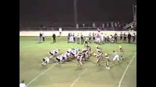 Howe Bulldogs at Little Elm Lobos 9/20/1991