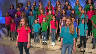 """""""Don't Stop Believin'"""" - Voices of Hope Children's Choir"""