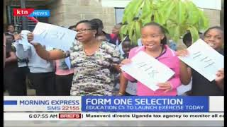 Education CS Amina Mohamed to launch Form One selection today