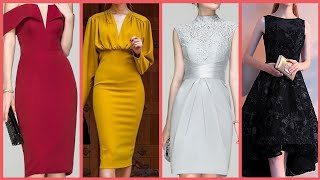 40 Trendy Ideas Dress Elegant Cocktail Classy Dresses Design And Styles 2020 Latest Collection