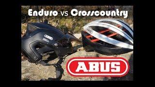 Abus Aventor vs Montrailer (Crosscountry vs Enduro)