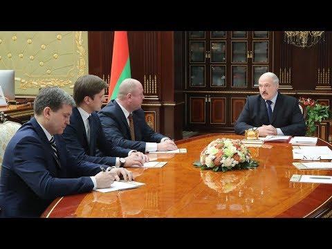 Лукашенко обновил руководство центральных СМИ