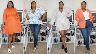 FASHION TO FIGURE TRY ON HAUL| Talk Through| #PlusSizeFashion